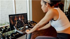 Our Fitness Center is equipped with the latest technologies