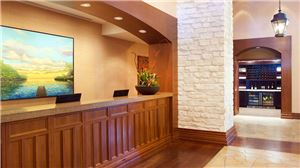Hotel Lobby & Corner Pantry
