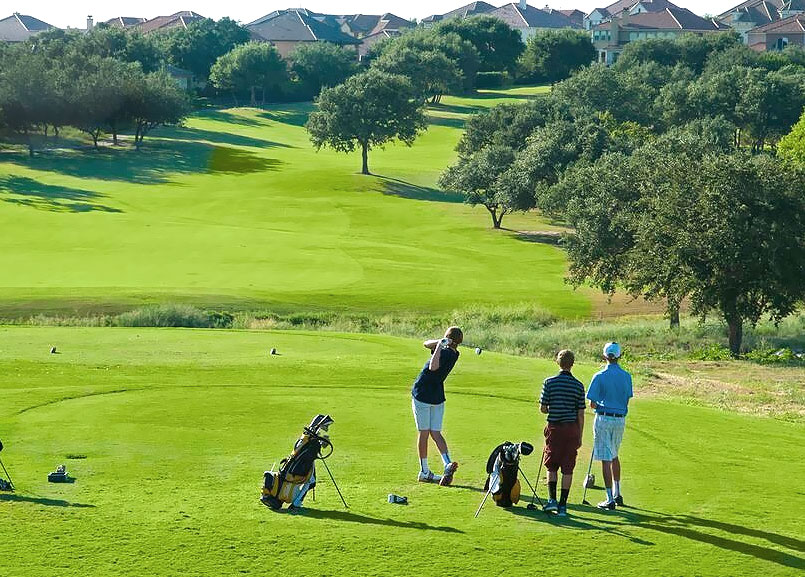 Falconhead golf club at Lakeway Resort and Spa, Lakeway