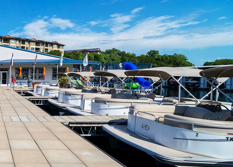 Lakeway marina at Lakeway Resort and Spa, Lakeway