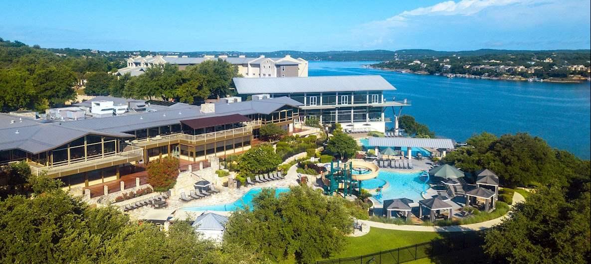 location of Lakeway Resort and Spa, Lakeway