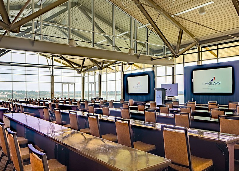 Vistas Ballroom of Lakeway Resort and Spa, Lakeway