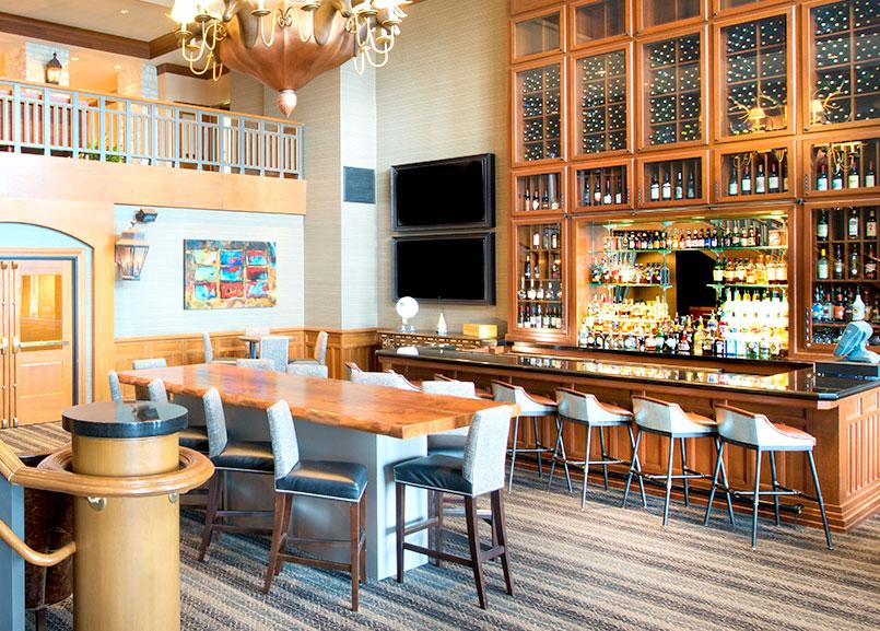 The Back Porch Lobby Bar of Lakeway Resort and Spa, Lakeway