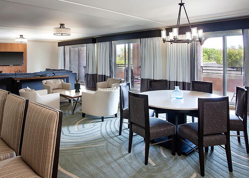 Lyndon B Johnson Suite of Lakeway Resort and Spa, Lakeway
